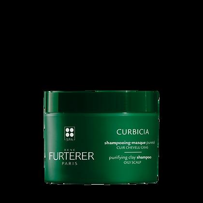 Curbicia Shampooing-masque pureté à l'argile absorbante POT 200ml