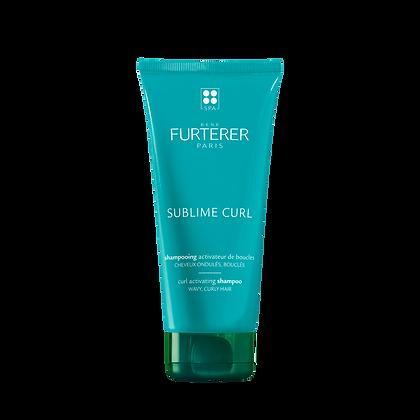 Sublime Curl Shampooing activateur de boucles Cheveux bouclés, ondulés 200ml