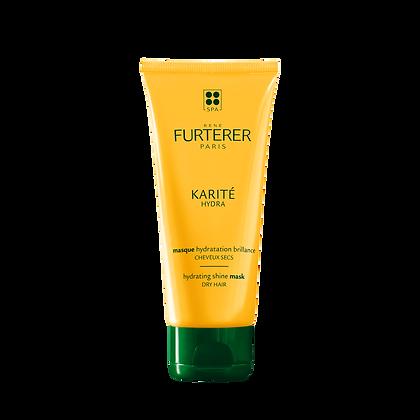 Karité Hydra Masque hydratation brillance Cheveux secs 100 ml