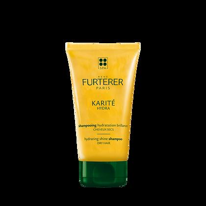 Karité Hydra Shampooing hydratation brillance Cheveux secs 150ml