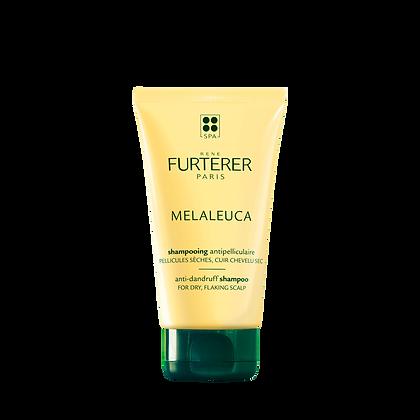 Melaleuca Shampooing antipelliculaire pellicules sèches cuir chevelu sec 150ml