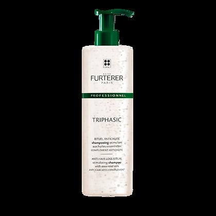 Triphasic Shampooing stimulant Complément Anti-chute 600ml