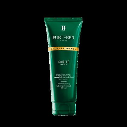 Karité Hydra Masque hydratation brillance Cheveux secs 250 ml