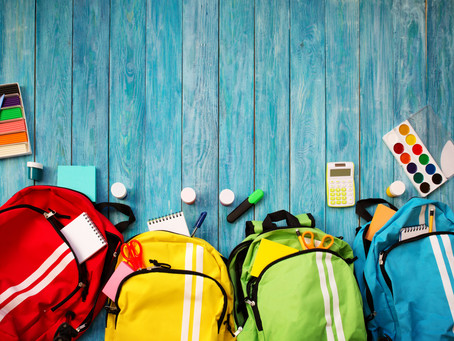 8 Tips to Get Your Family Back-to-School Ready