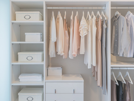 How to: Organize Your Wardrobe For the Last Time