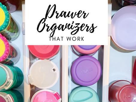 Drawer Organizers That Work