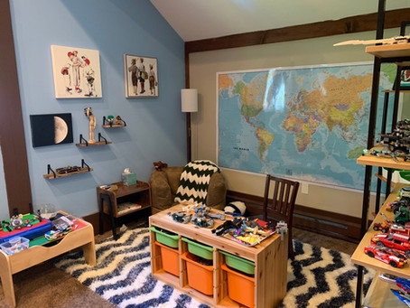 Playroom Organization: Step-by-Step Guide to an Organized Playroom