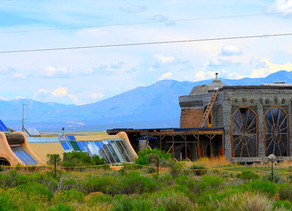 My Experience At The Toas Earthship Community