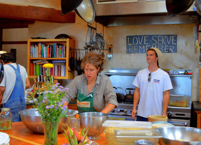 A Visit to One of the World's Oldest Intentional Communities - Lama Foundation