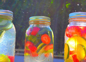 Magical~Infusion Detox Water Recipe