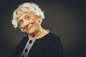 Close-up-portrait-of-a-beautiful-senior-