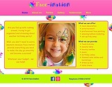 Face-ination home page