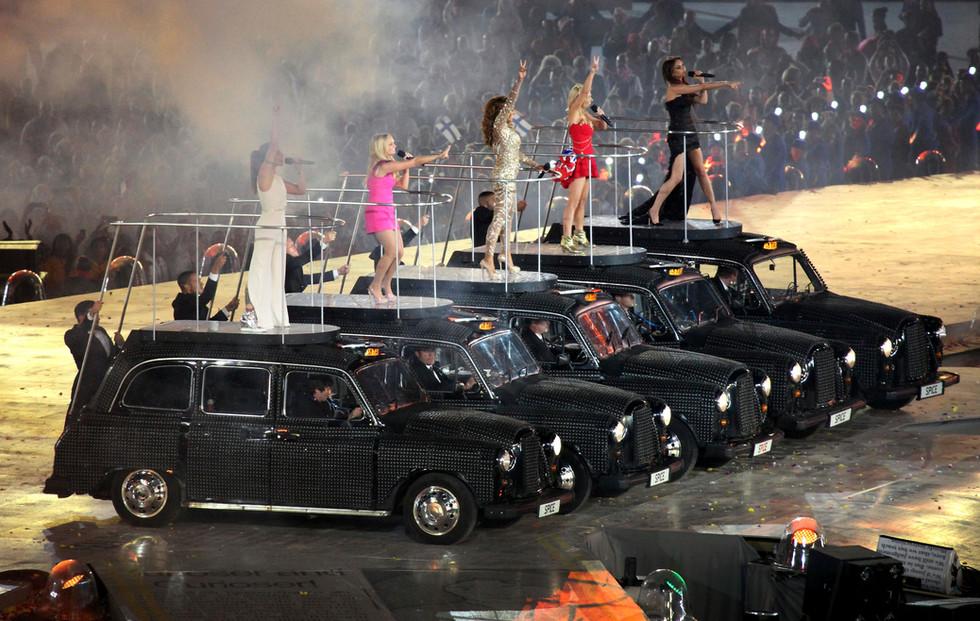 Spice Girls - Closing Ceremony London Olympics