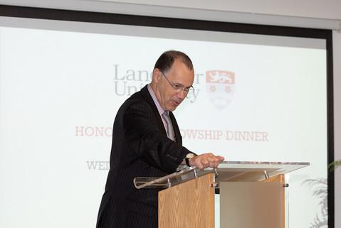 Lancaster University Fellowship Event