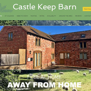 Shropshire Barn Rental