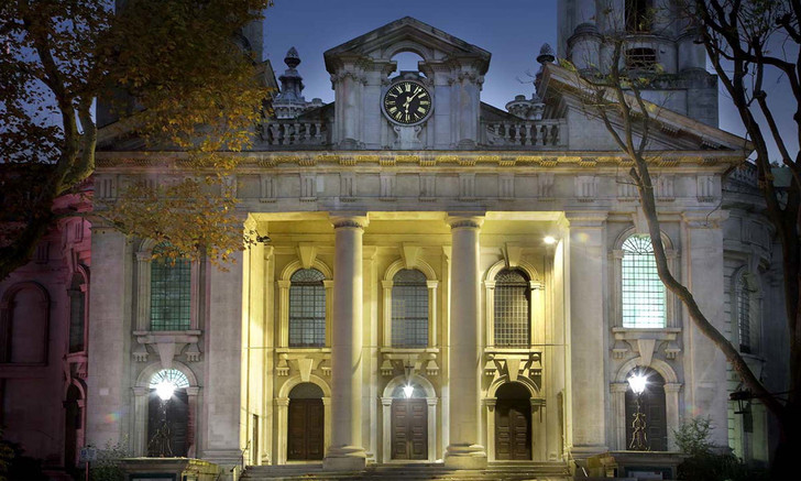 St John's Smith Square . London