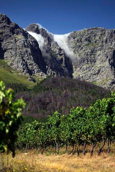 Franschhoek . South Africa