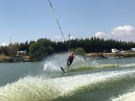 """Water skiing """"Give it a Go!"""" days"""