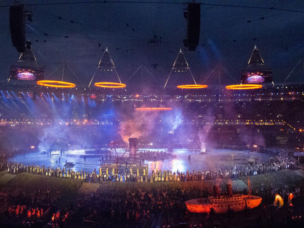Opening Ceremony London Olympics