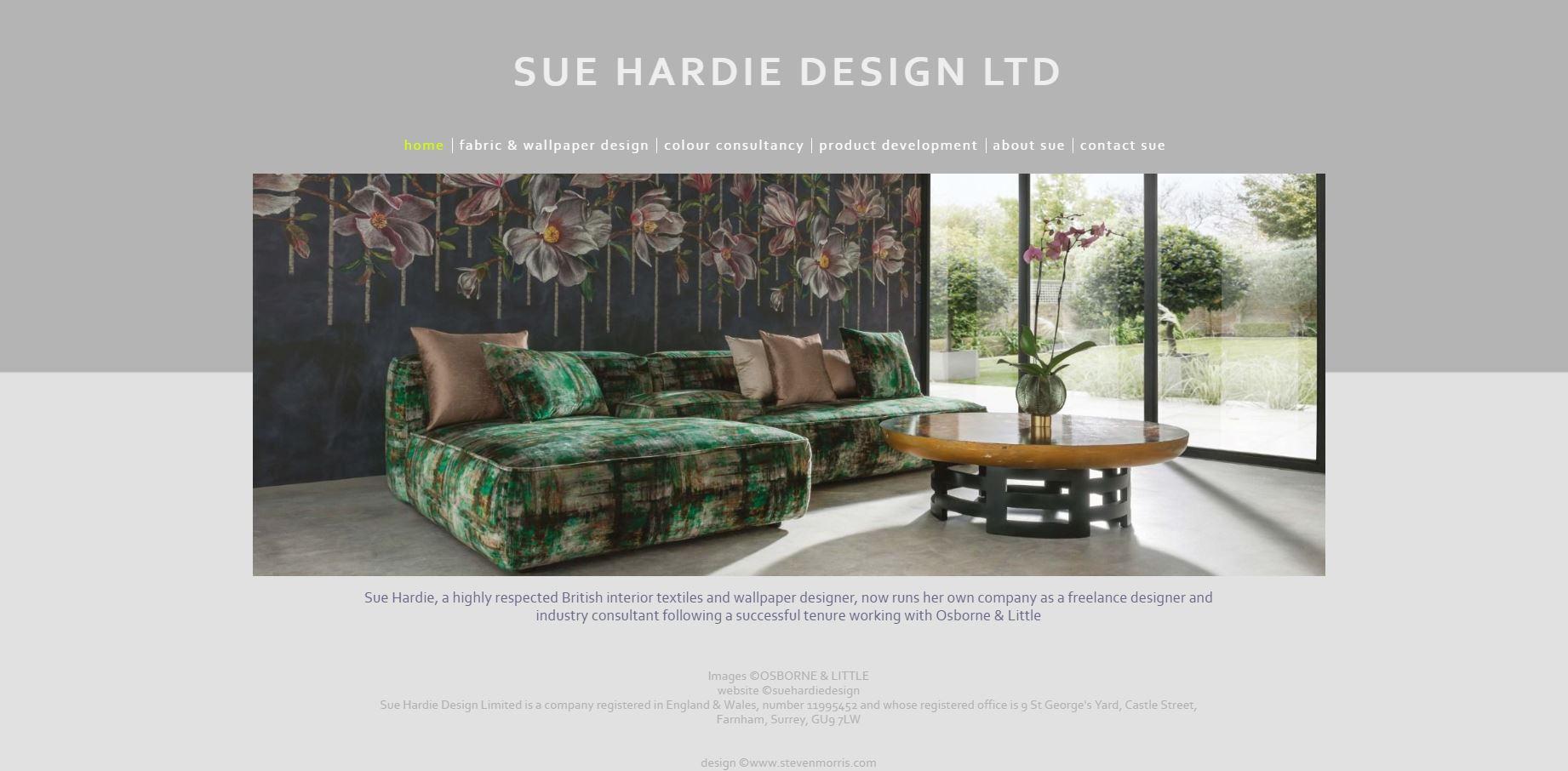 Sue Hardie Design