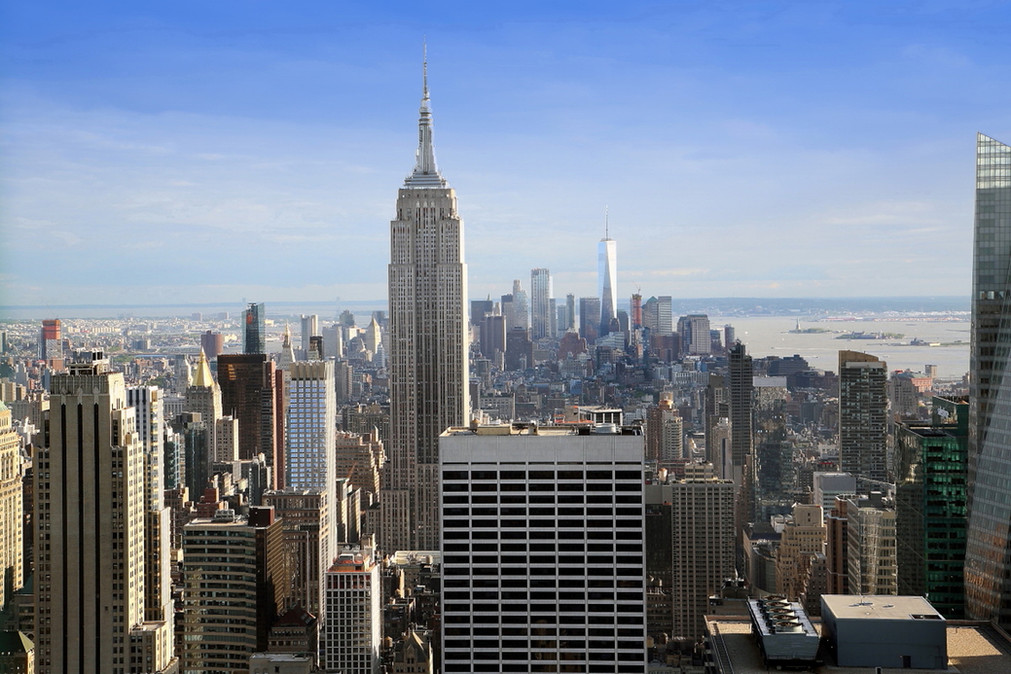 Empire State Building . New York