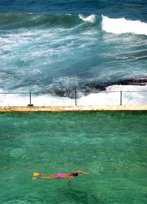 Bondi Beach . Australia