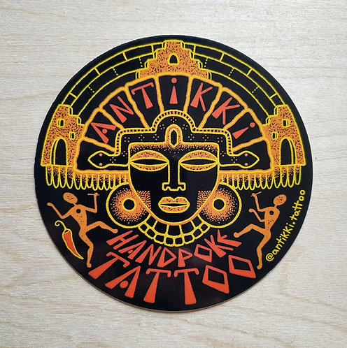 Antikki Stickers