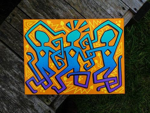 Mini Mural Canvas
