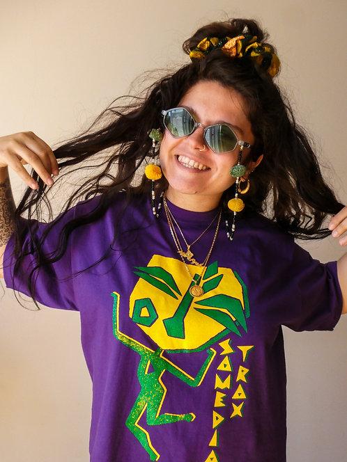 Samedia Trax X Antikki T-shirt  + Download of Samedia Trax 001