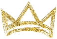 gold glitter crown (1).png