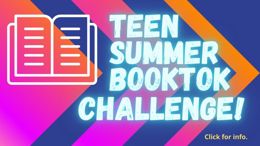 Teen BookTok Challenge