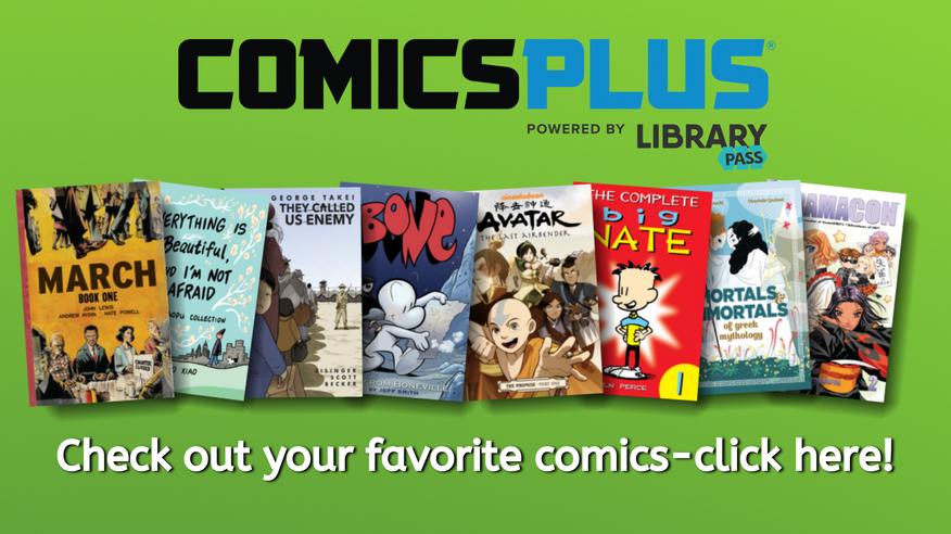 Comics Plus