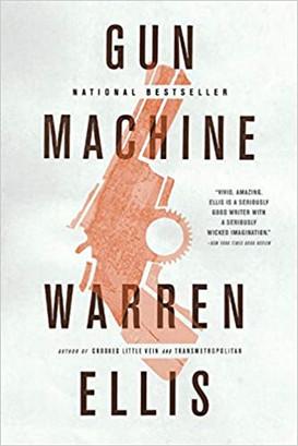 """Gun Machine"" offers an intriguing twist on the standard police genre."