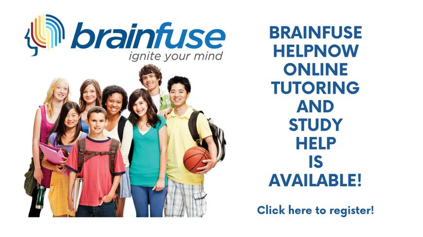 Brainfuse Online Tutoring
