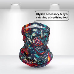 Silk Spandex Headwear