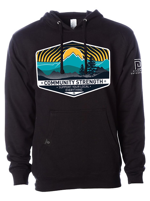 Community Strength - Pullover Hoodie