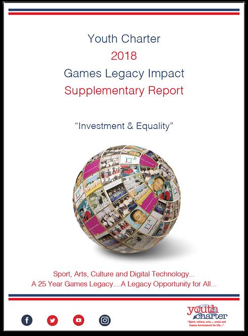 YC 2018 Games Legacy Impact Summary Report (2018)