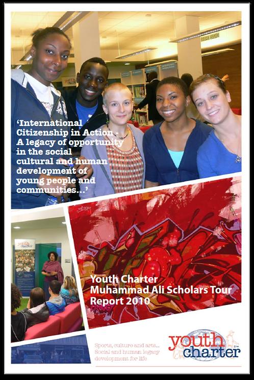 YC 2010 Muhammad Ali Scholars UK Tour Report (2010)
