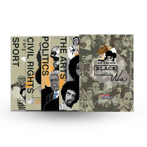 Black Historywise Interactive Education Pack