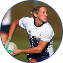 Youth Charter Ambassador - Claire Allen Team GB Olympian and England Rugby