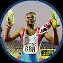 Youth Charter Ambassador - Kriss Akabusi MBE Team GB Olympian