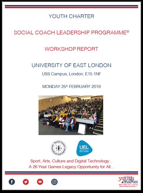 YC UEL SCLP Workshop Report (2019)