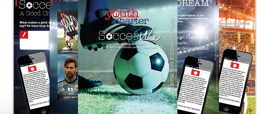 Soccerwise Interactive Education Pack