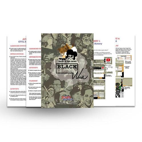 Black History Month Teachers Pack