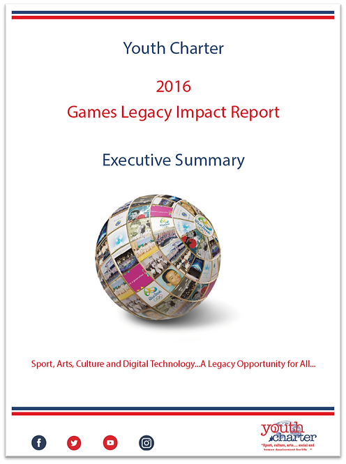 YC 2016 Games Legacy Impact Report - Executive Summary (2017)
