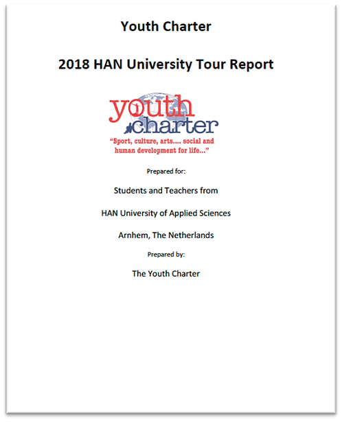 YC 2018 HAN University Tour Report (2018)