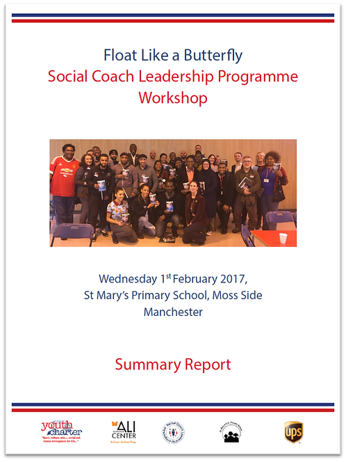 YC FLAB SCLP Manchester Workshop Report (2017)