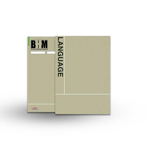 BHM Language worksheet Extension