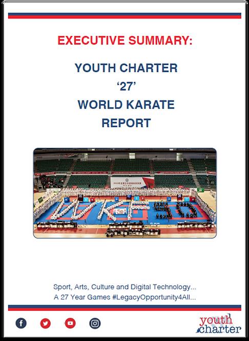 YC '27' World Karate Report - Executive Summary