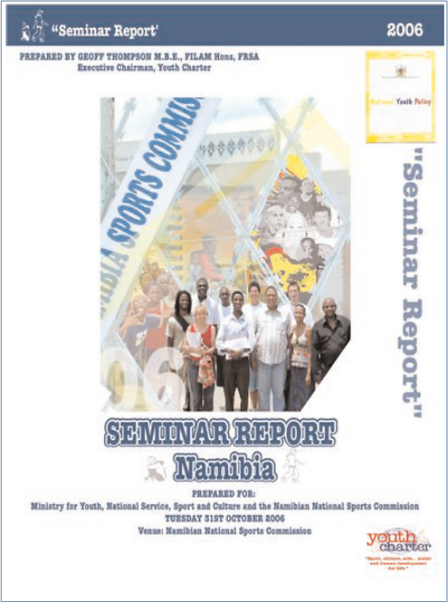 YC SCLP Namibia Workshop Report